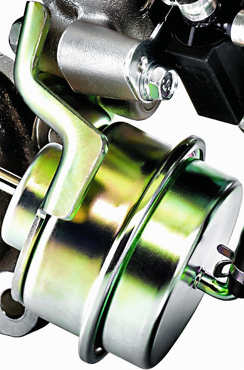 Siłownik sterujący turbosprężarką /Motor
