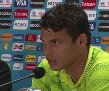 Silva o faulu na Neymarze: Zrobił to tchórz!