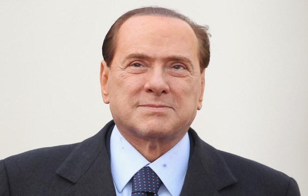 Silvio Berlusconi, fot.Sean Gallup  /Getty Images/Flash Press Media