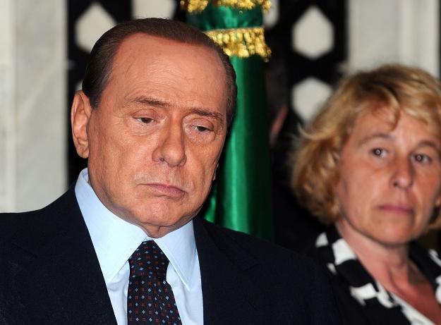 Silvio Berlusconi nie stawił się w sądzie /AFP