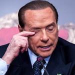 Silvio Berlusconi w szpitalu. Polityk ma koronawirusa