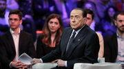 Silvio Berlusconi w szpitalu