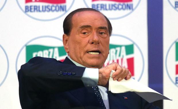 Silvio Berlusconi wraca do polityki. Chce kandydować do PE