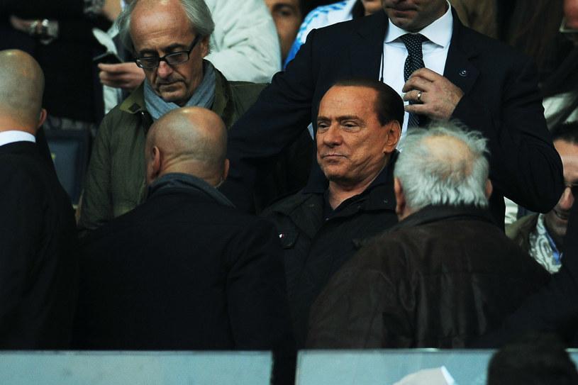 Silvio Berlusconi /Valerio Pennicino /Getty Images