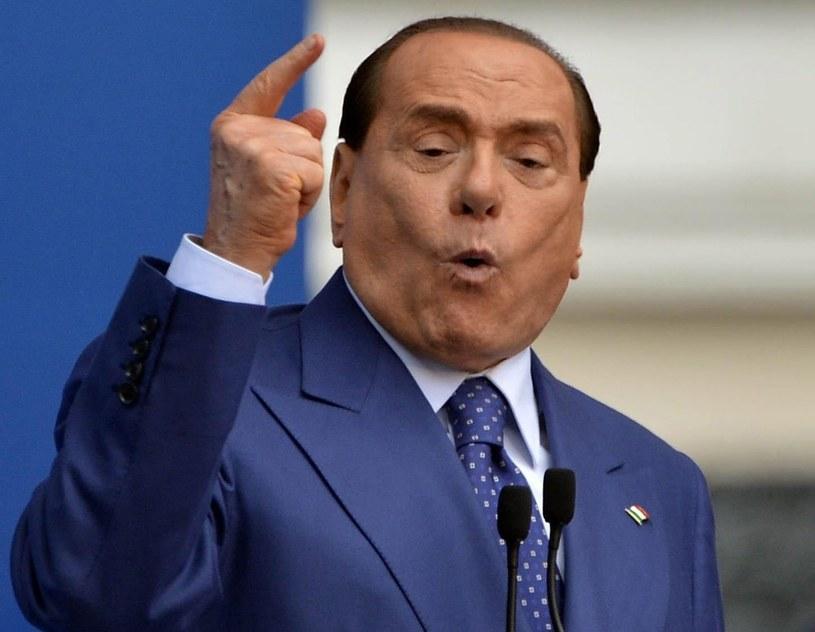 Silvio Berlusconi /PAP/EPA