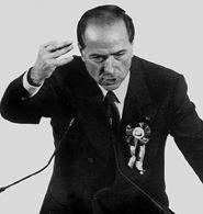 Silvio Berlusconi /Encyklopedia Internautica