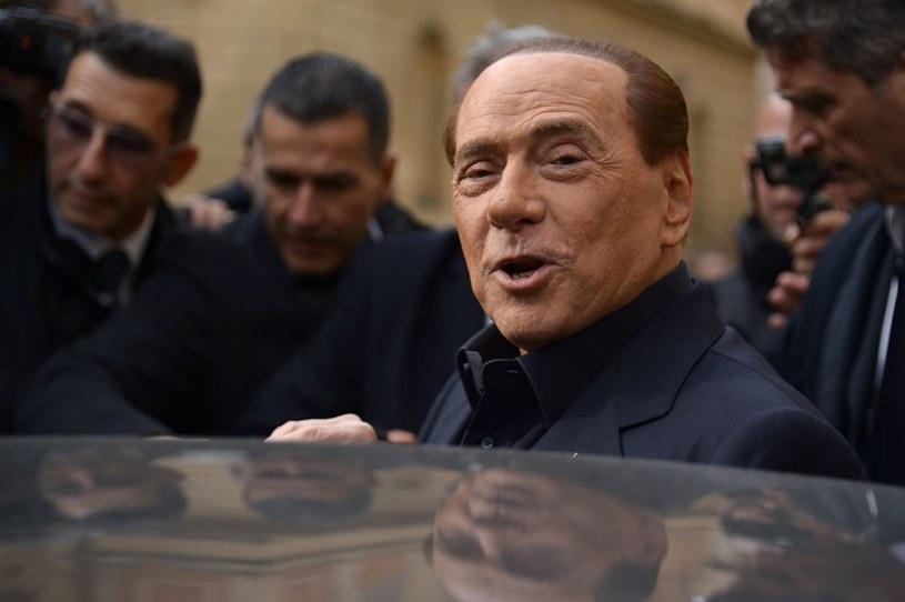 Silvio Berlusconi /AFP