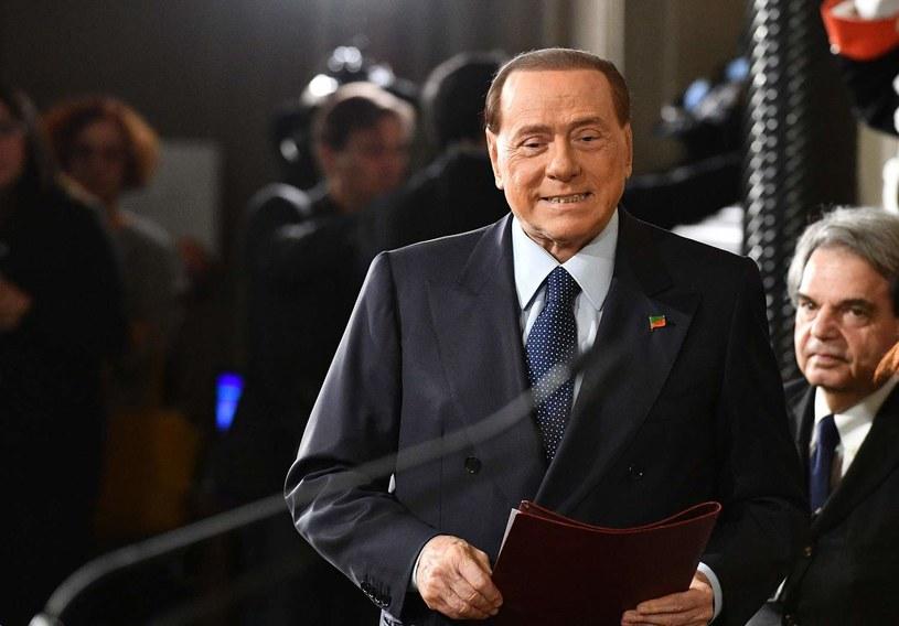 Silvio Berlusconi /VINCENZO PINTO /AFP