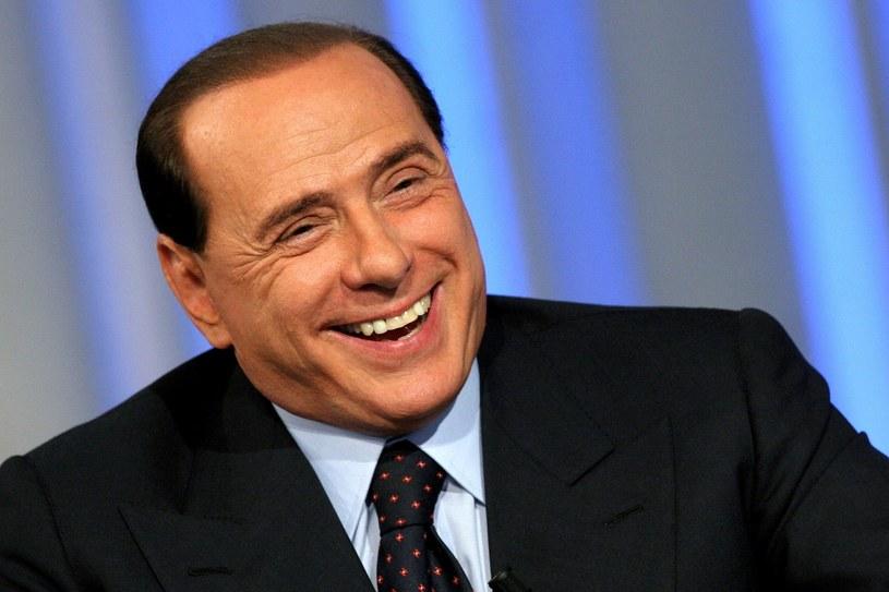 Silvio Berlusconi /Manuela Cacciaguerra /East News
