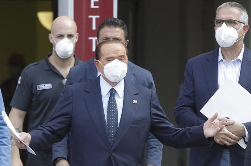 Silvio Berlusconi /East News