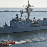 Siły Odpowiedzi NATO zawinęły do Gdyni