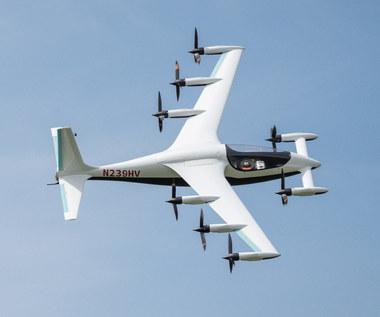 Siły Powietrzne USA testują elektryczny samolot ratunkowy