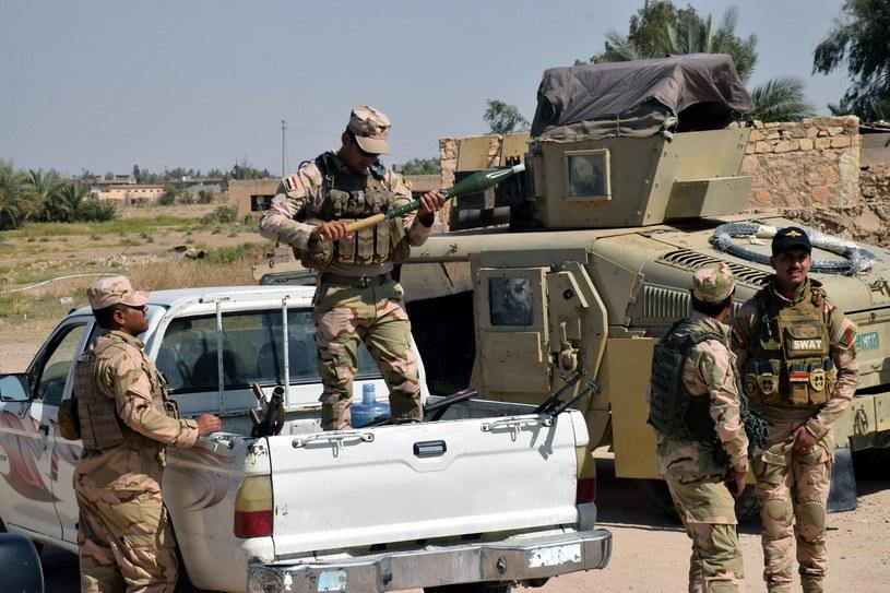 Siły specjalne Iraku zakończyły rozmieszczanie oddziałów wokół Faludży /PAP/EPA
