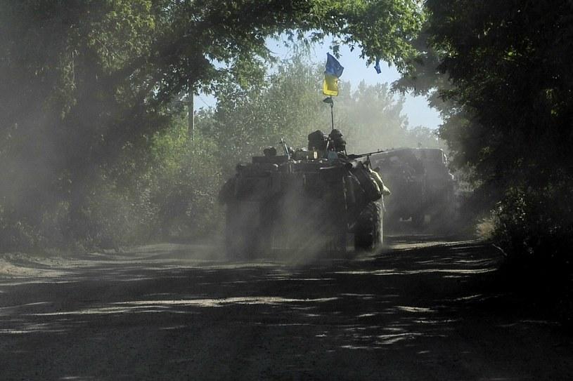 Siły ukraińskie około 20 km od Słowiańska /AFP