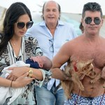 Simon Cowell świętuje narodziny syna!