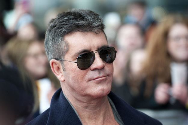 Simon Cowell wraca na tarczy (fot. Matthew Horwood) /Getty Images/Flash Press Media