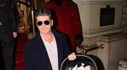 Simon Cowell z synkiem