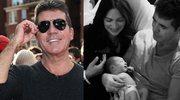 Simon Cowell został ojcem! Pochwalił się zdjęciami noworodka!