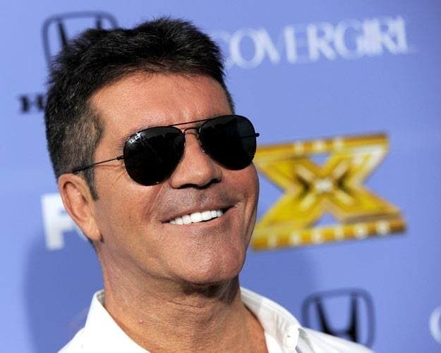 Simon Cowell zyskał już przydomek Midasa show-biznesu (fot. Kevin Winter) /Getty Images/Flash Press Media