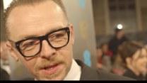 Simon Pegg boi się scen kaskaderskich