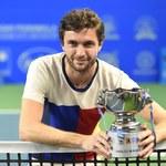 Simon pokonał Andersona w finale w Pune
