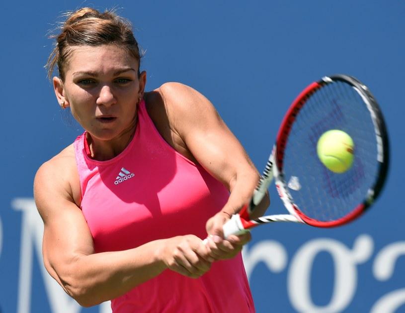Simona Halep awansowała do 2. rundy US Open /AFP