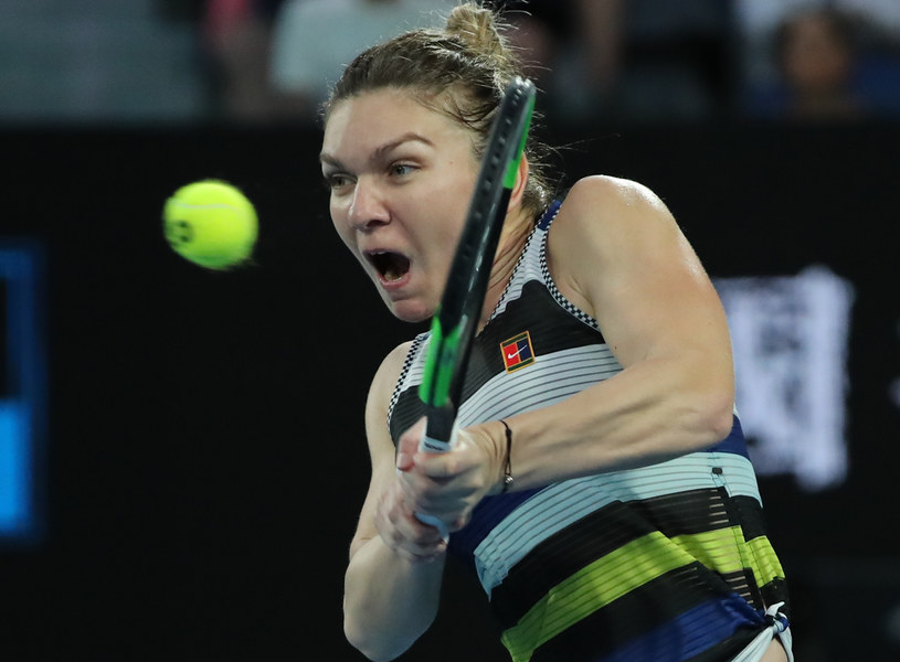 Simona Halep /Getty Images