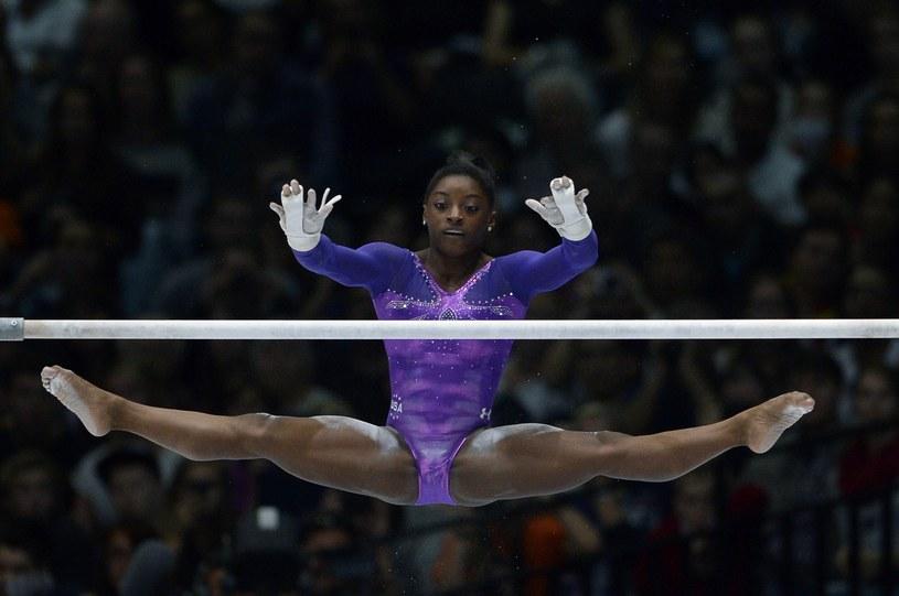 Simone Biles /AFP