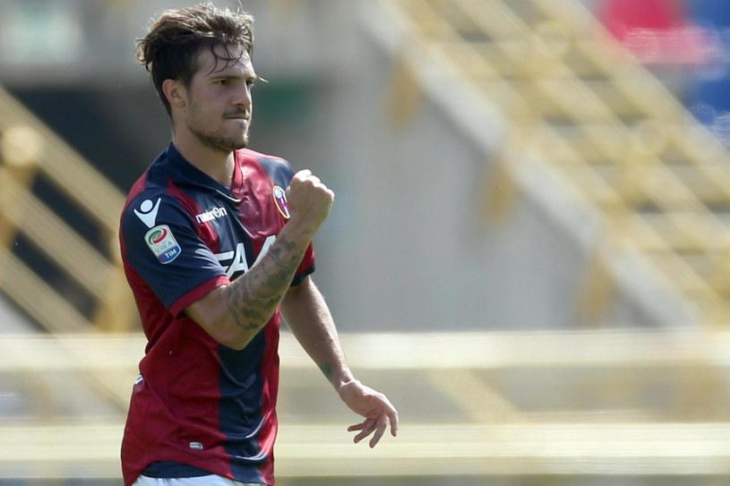 Simone Verdi z Bologna FC /PAP/EPA
