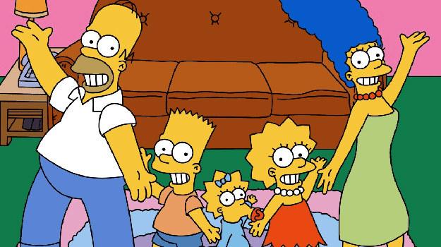 """""""Simpsonowie"""" zostali wybrany kreskówką wszech czasów w USA! /materiały prasowe"""