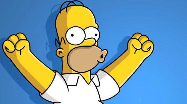 """""""Simpsonowie"""" /materiały prasowe"""