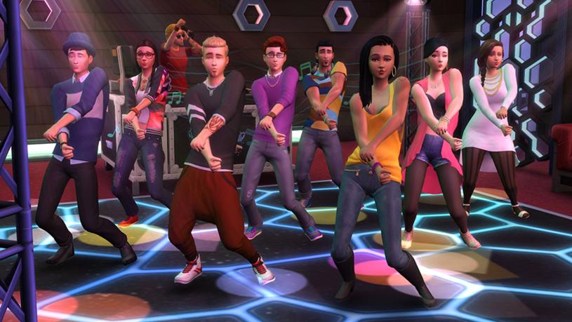 Sims 4 /materiały prasowe