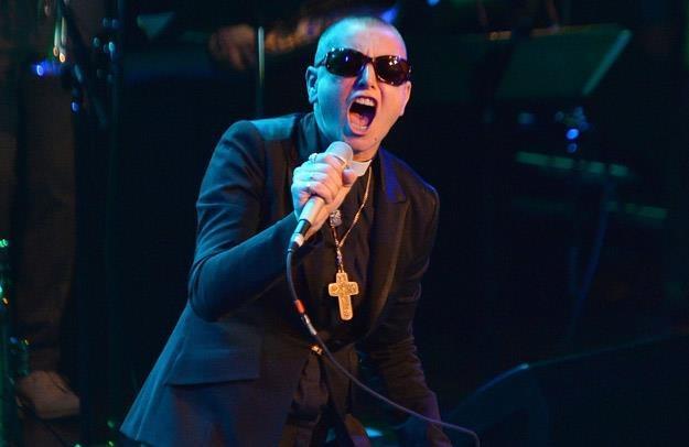 Sinead O'Connor jest zagorzałym krytykiem Kościoła - fot. Mike Coppola /Getty Images/Flash Press Media