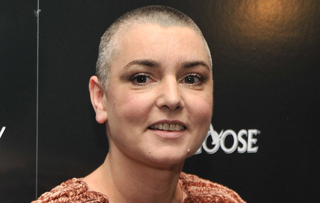 Sinead O'Connor /Sinead O'Connor /Getty Images