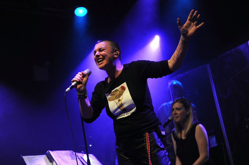 Sinead O'Connor /Jason Kempin /Getty Images
