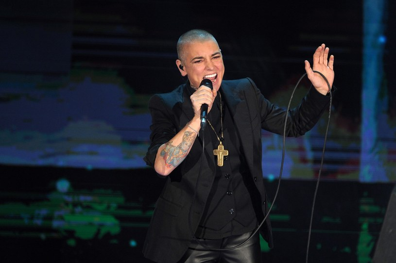 Sinead O'Connor /Splash News /East News
