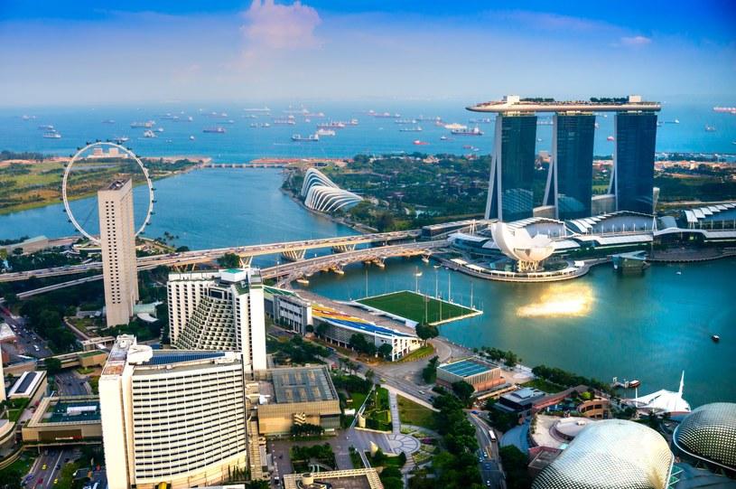 Singapur chce być centrum technologicznym Azji /123RF/PICSEL