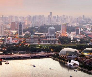 Singapur i inne kierunki w ofercie PLL LOT