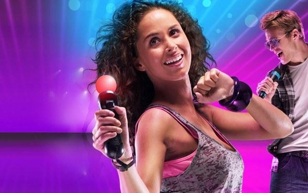 SingStar Dance - motyw graficzny /Informacja prasowa
