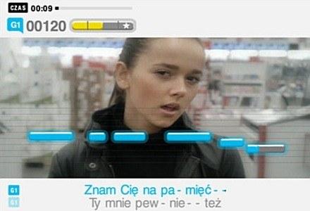 """""""SingStar ESKA"""" i Monika Brodka /materiały prasowe"""