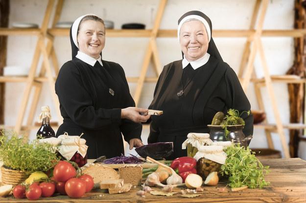 Siostra Anastazja i siostra Salomea /foto. Dariusz Kobucki WAM /