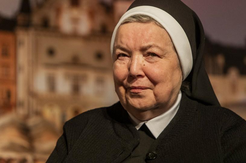 Siostra Anastazja Pustelnik jest znaną autorką setek przepisów na dania i przetwory /Grzegorz Bukala/REPORTER /East News