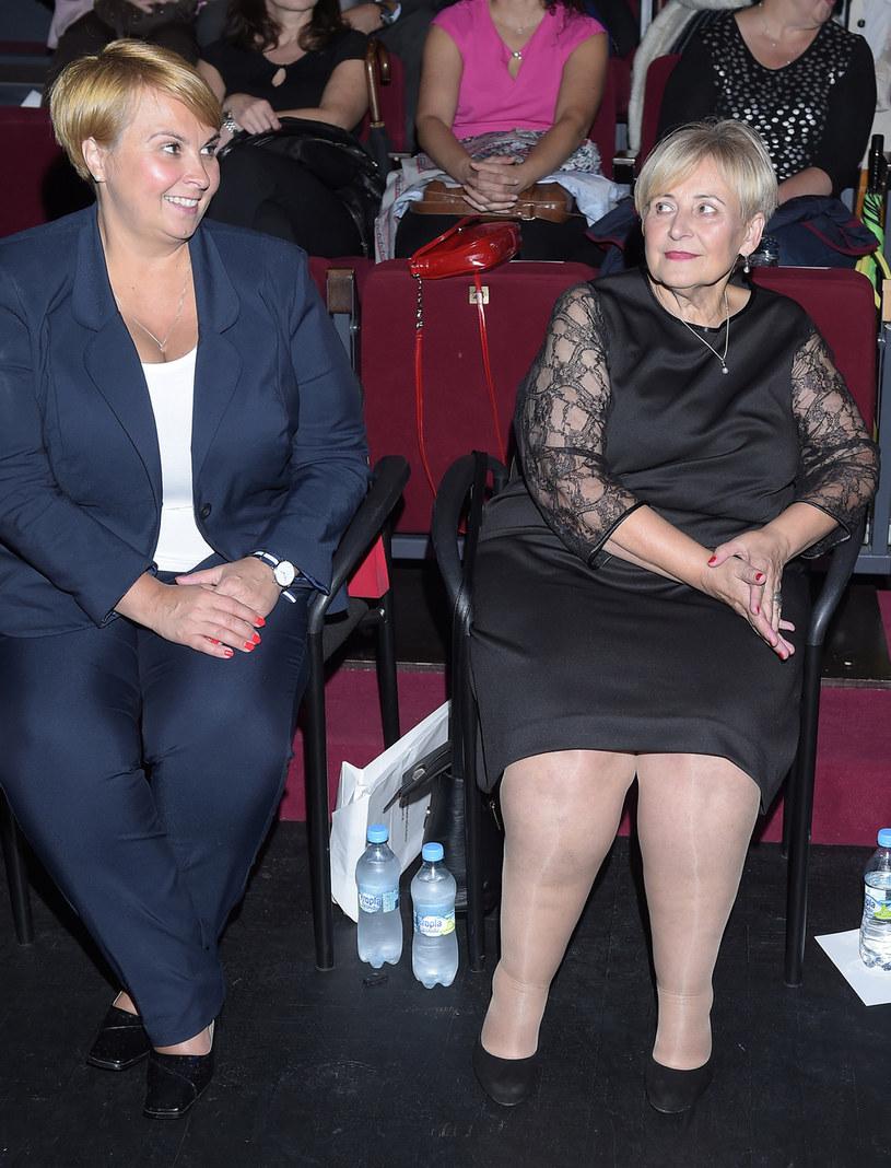 Siostra i mama Anny Przybylskiej /Kurnikowski /AKPA