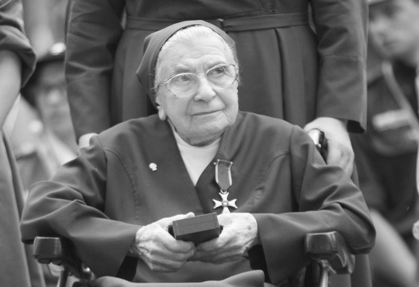 Siostra Józefa Słupiańska /Fot Tomasz Jastrzebowski /Reporter