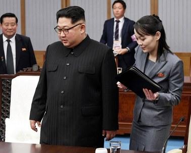 Siostra Kim Dzong Una się odgraża: Może być zmuszona słono zapłacić