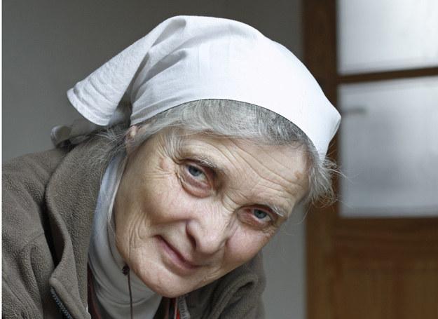 Siostra Małgorzata Chmielewska, fot: © Danuta Węgiel /Danuta Węgiel  /materiał zewnętrzny