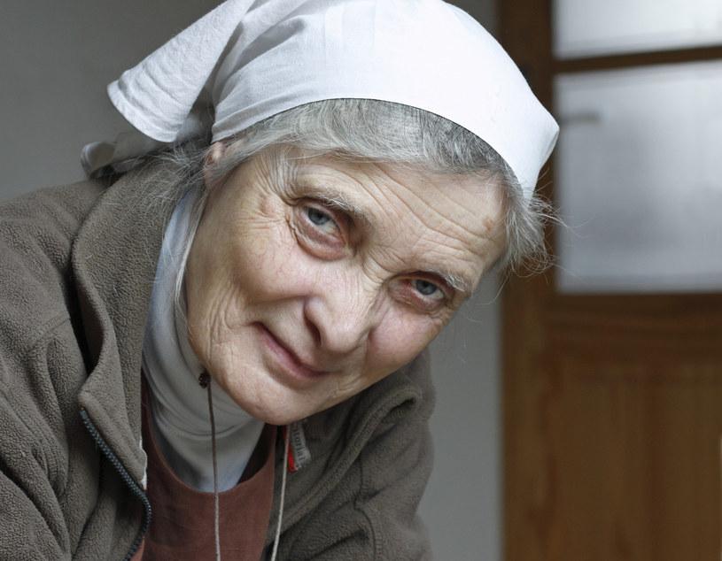 Siostra Małgorzata Chmielewska /© Danuta Węgiel /Wydawnictwo WAM