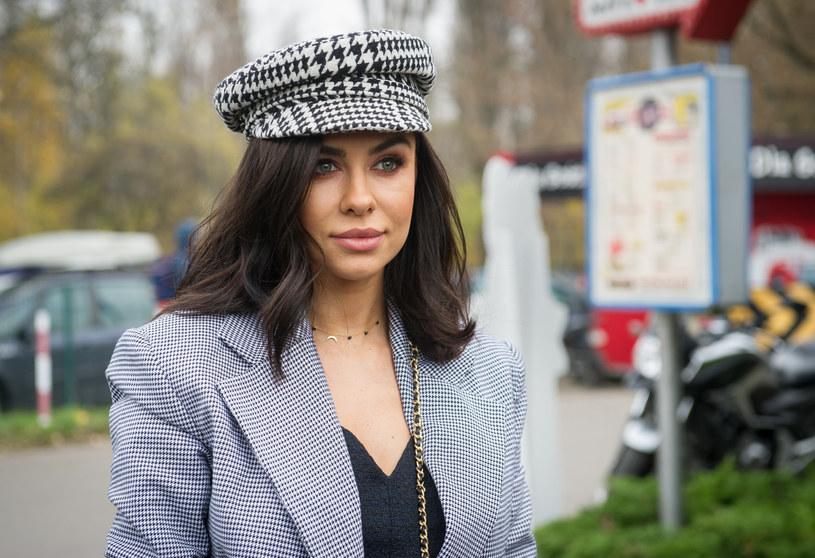 Siostra Natalii Siwiec zostanie mamą /Bartosz Krupa /East News