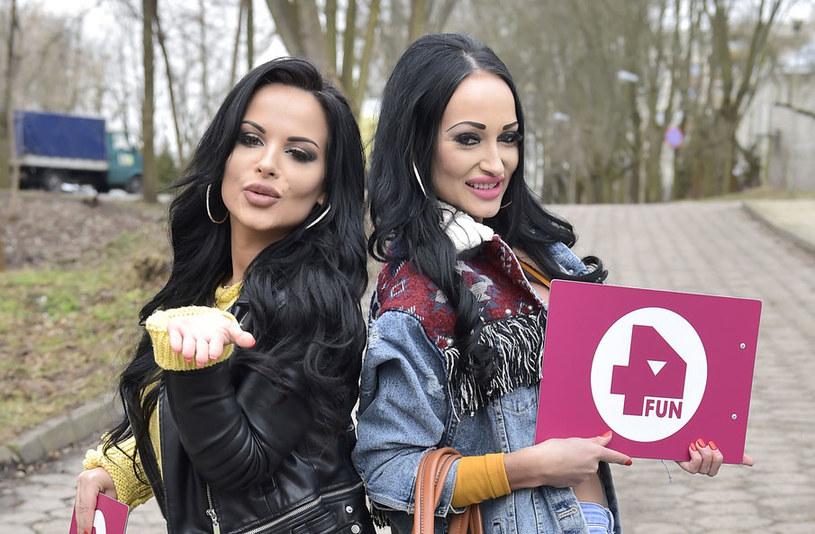 Siostry Godlewskie nagrywają teledysk /AKPA