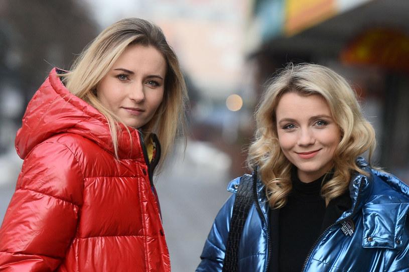 Siostry: Katarzyna i Zuzanna Grabowskie /VIPHOTO /East News